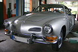 VW Karman Ghia
